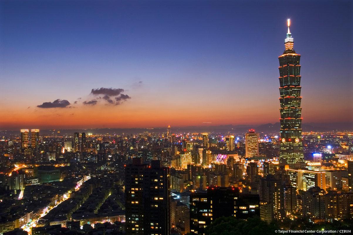 Taipei Skyline Hd Wallpaper Taipei 101 1787768 Hd Wallpaper Backgrounds Download