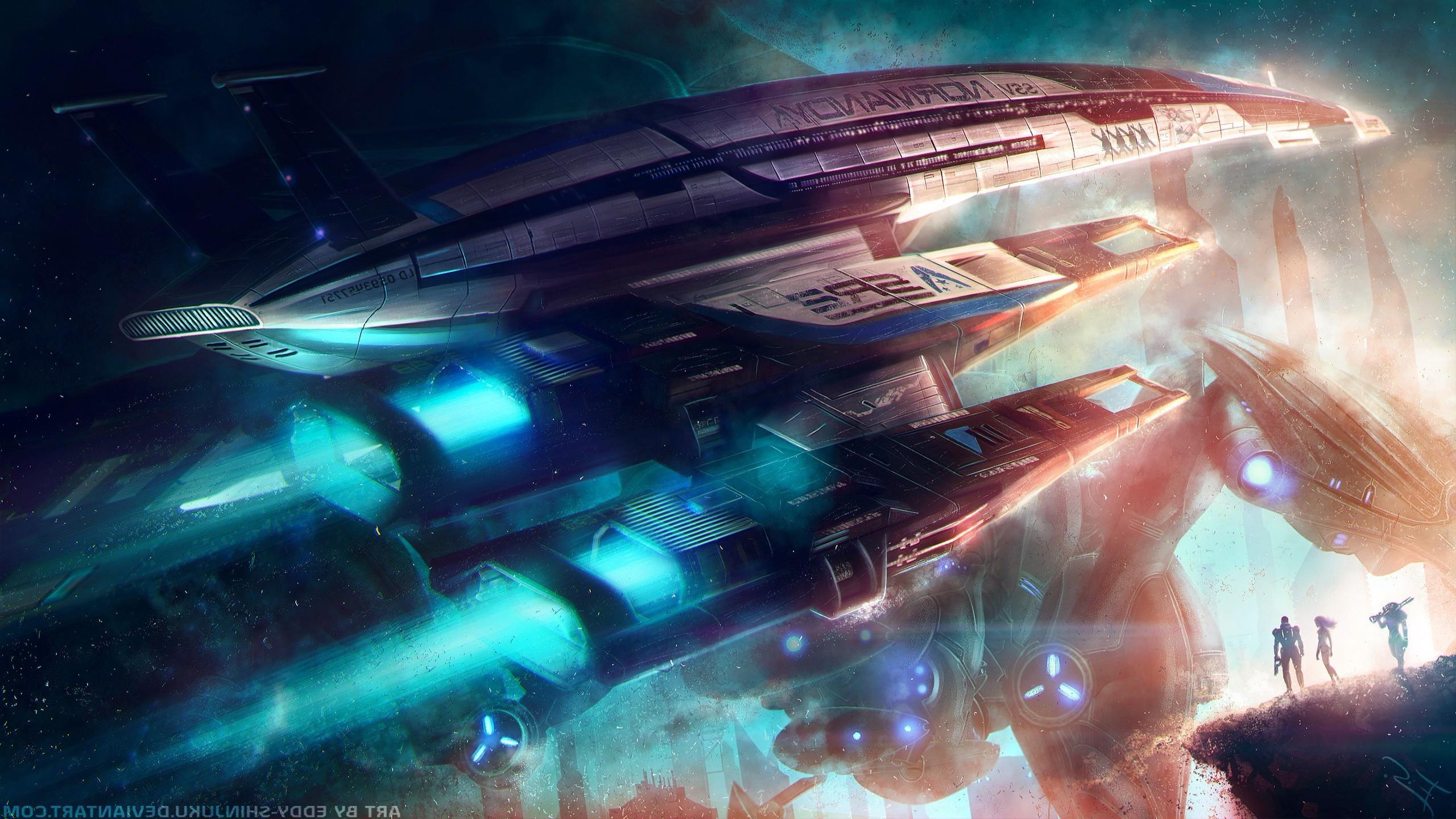 20+ Mass Effect Background Hd JPG