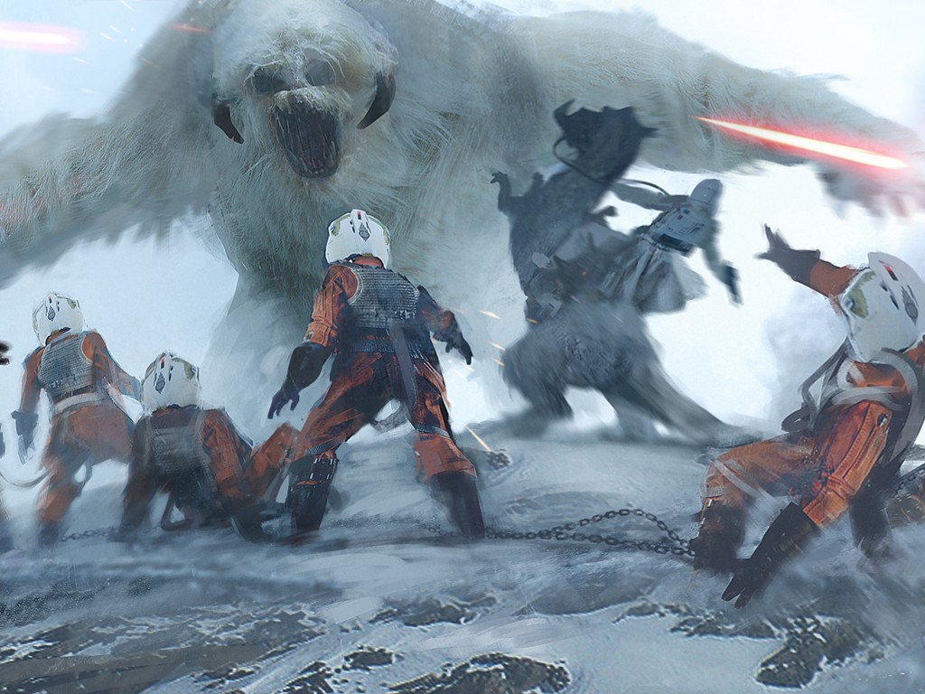 Star Wars Wallpaper Star Wars Wallpaper Hoth 1790413 Hd Wallpaper Backgrounds Download