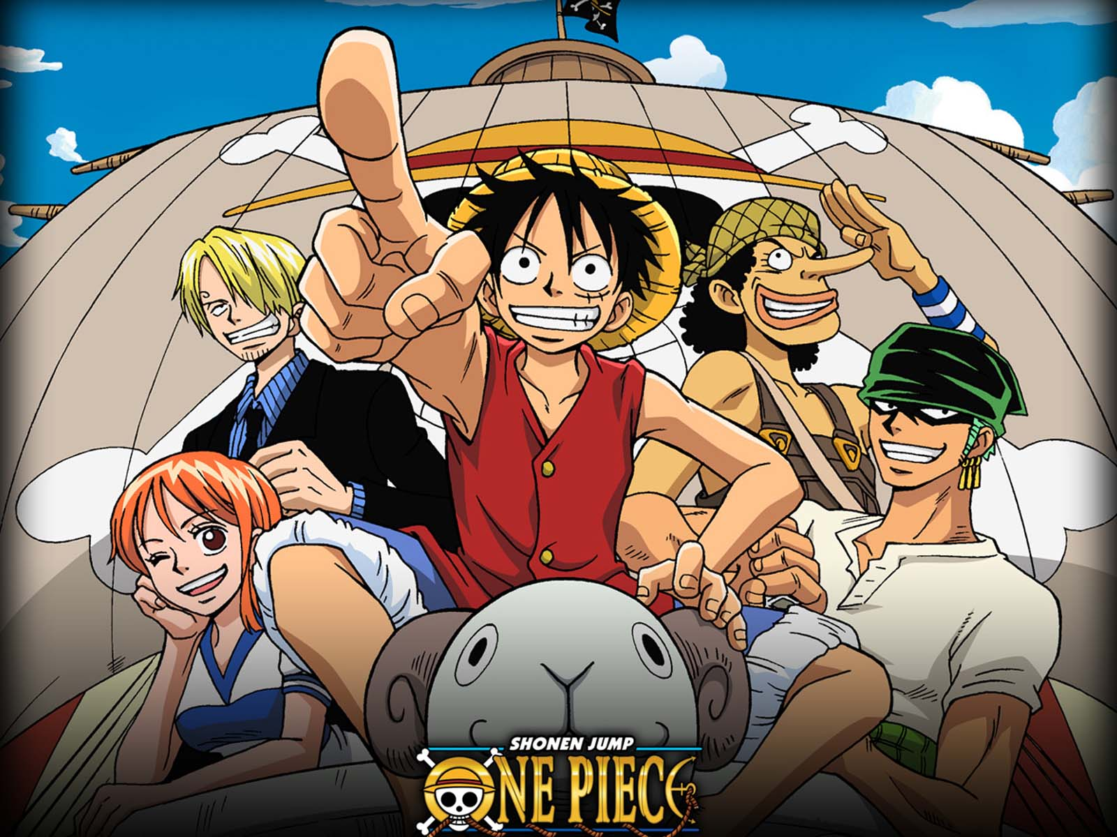 One Piece Crew Wallpapers One Piece Season 1 1791504