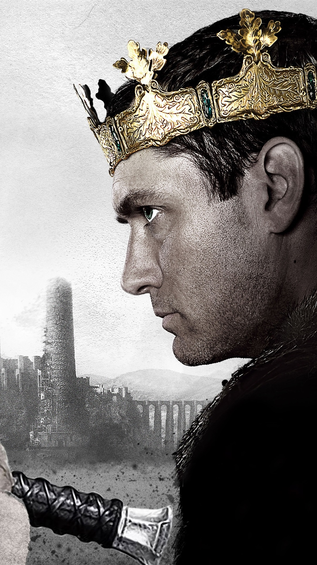 Download This Wallpaper King Arthur Legend Of The Sword Crown