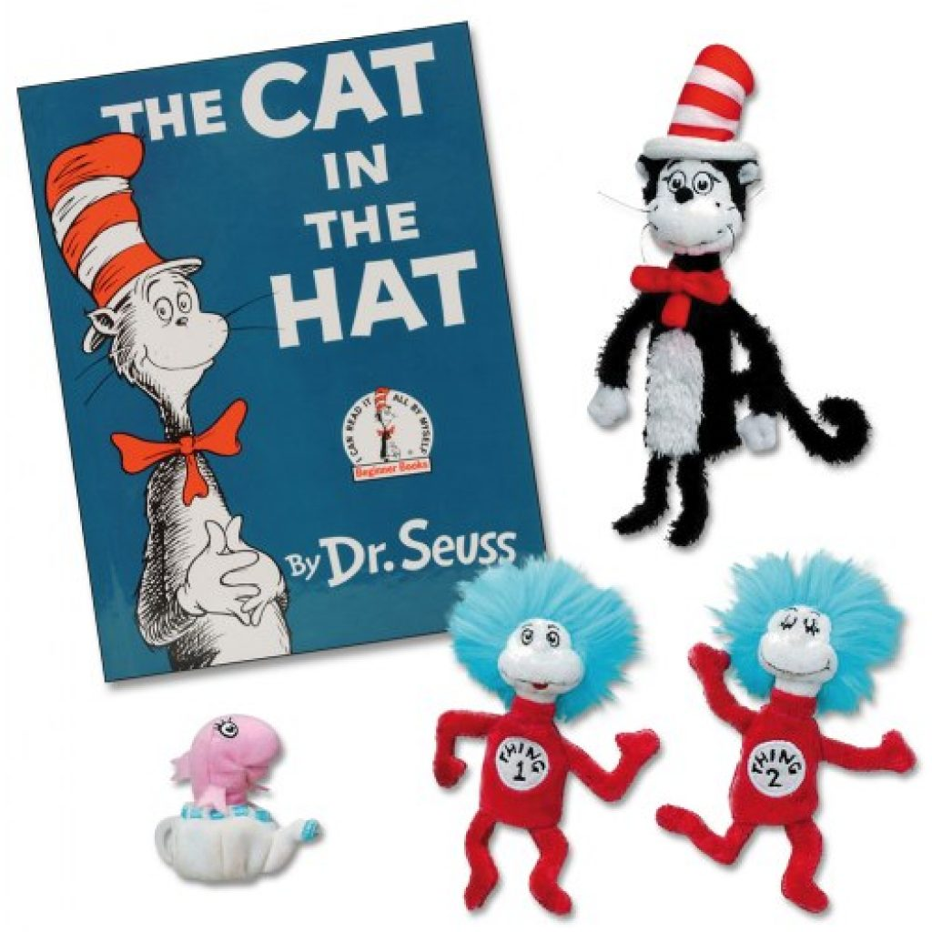 Cat In The Hat Images The Cat In The Hat Book And Finger Cat In