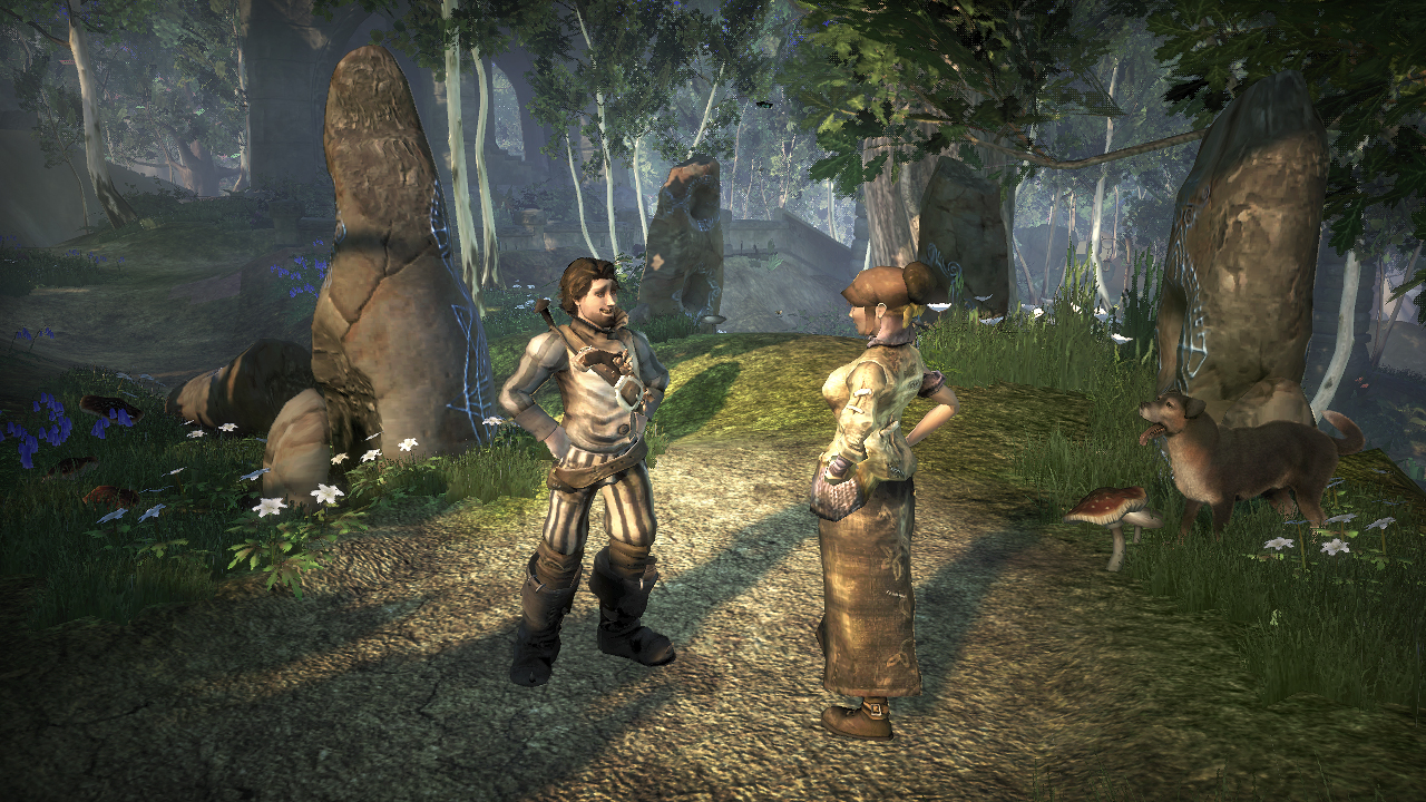 Gameswallpapersfable Games Wallpapers Fable Fable Ii 1792793