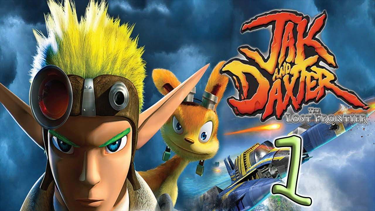 Jak And Daxter The Lost Frontier Ps2 Iso Game Jak And Daxter The