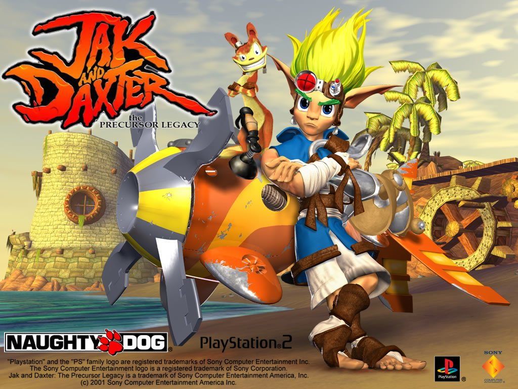 Jak And Daxter Jak And Daxter The Precursor Legacy 1792859