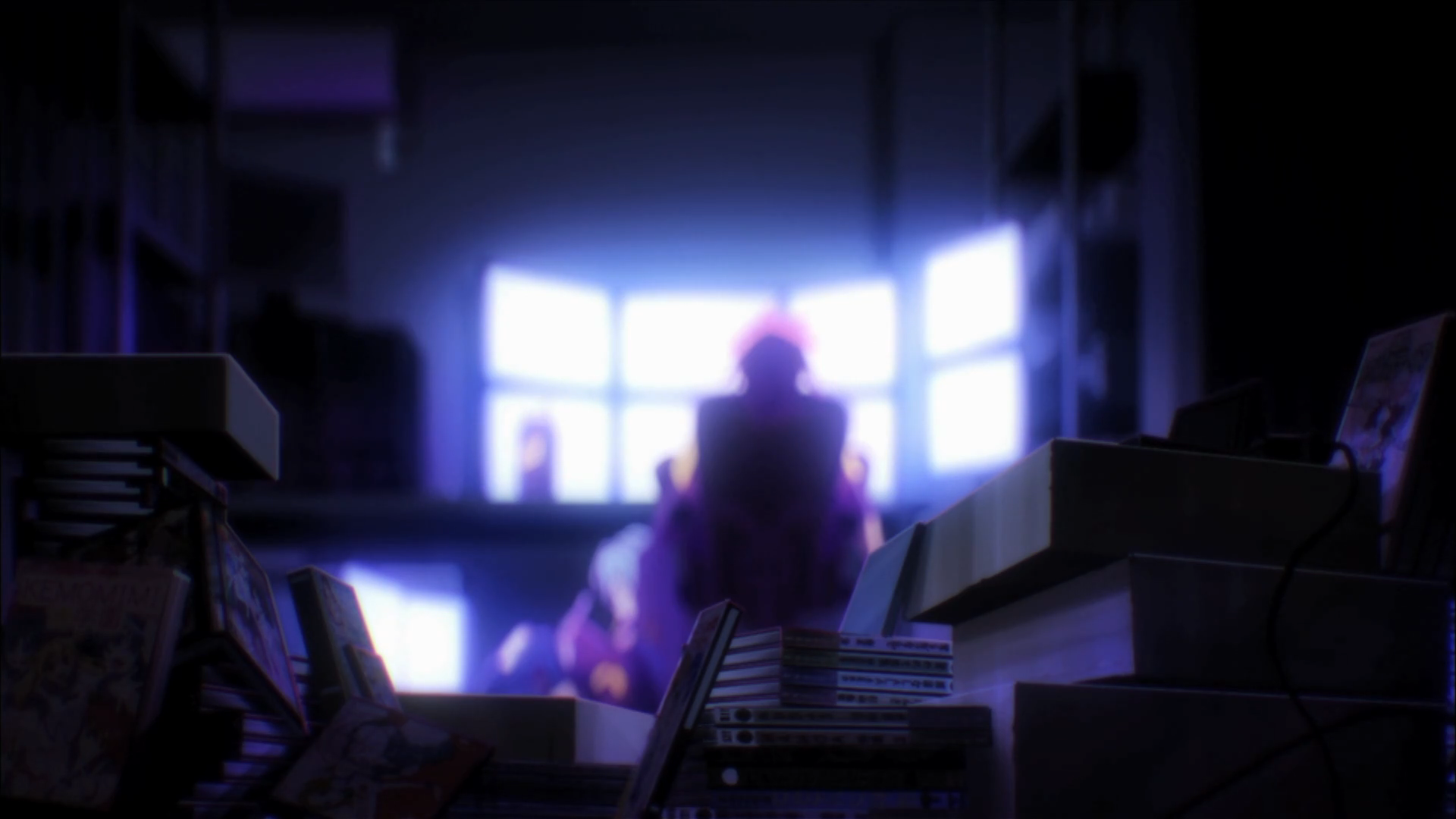 Felt Like Re-watching Ngnl And Captured This Wallpaper - No Game No Life First Scene , HD Wallpaper & Backgrounds