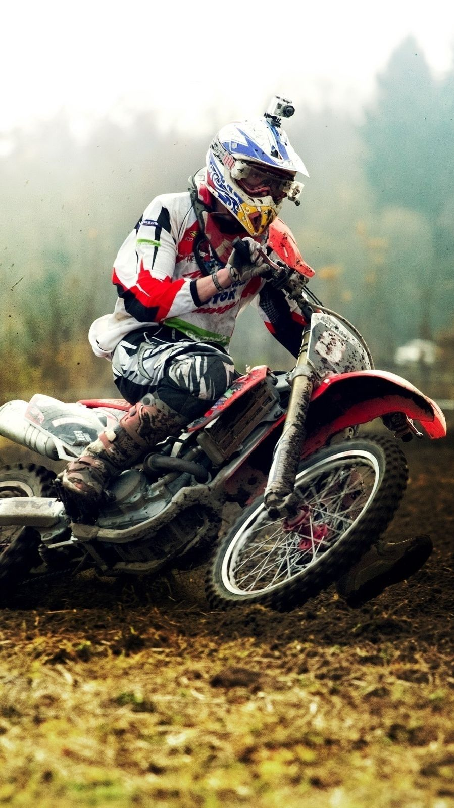 Mud Motocross Iphone Wallpaper Motocross Wallpaper 4k