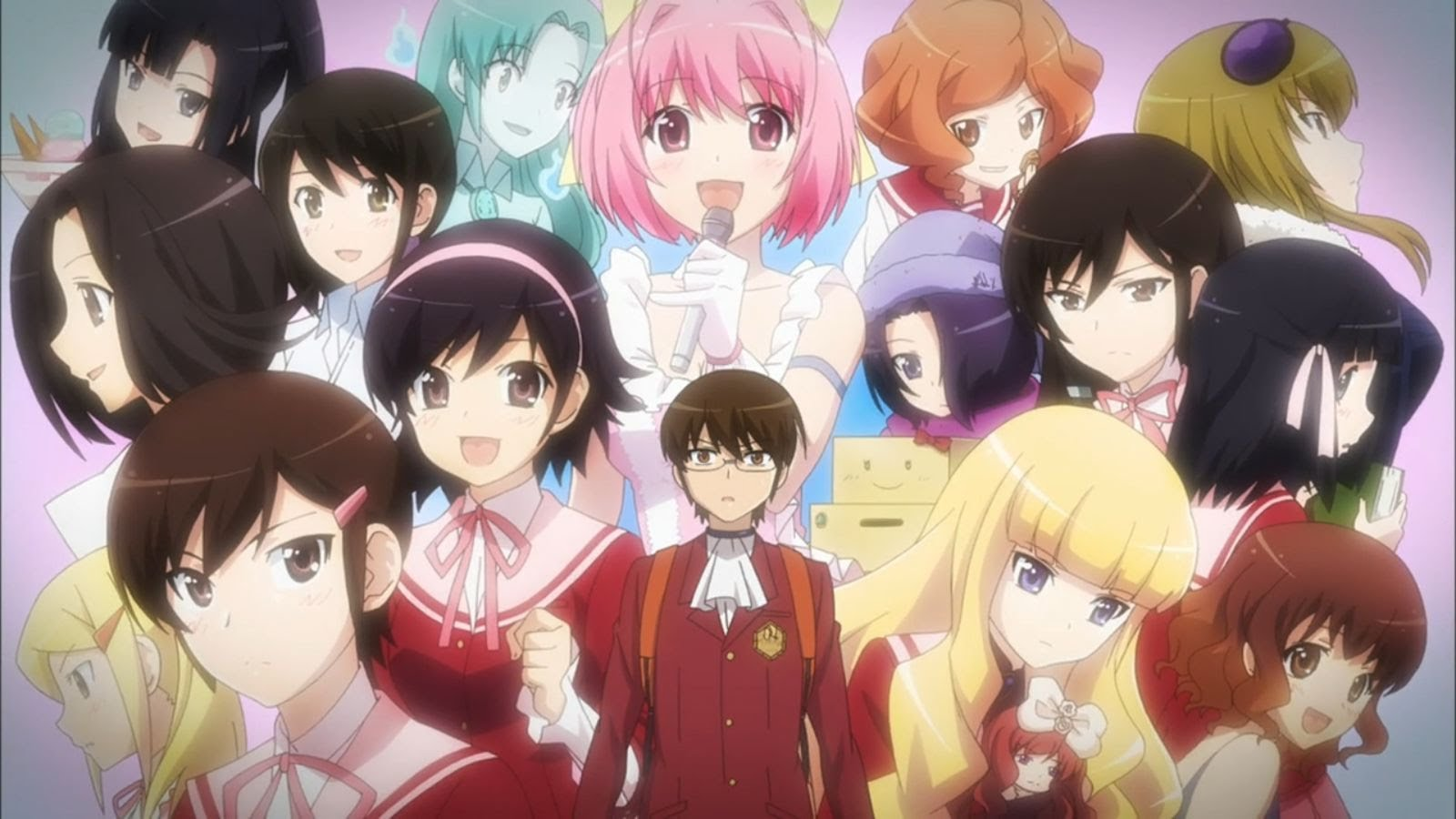 Ultra Hd The World God Only Knows Wallpapers 1796064 Hd