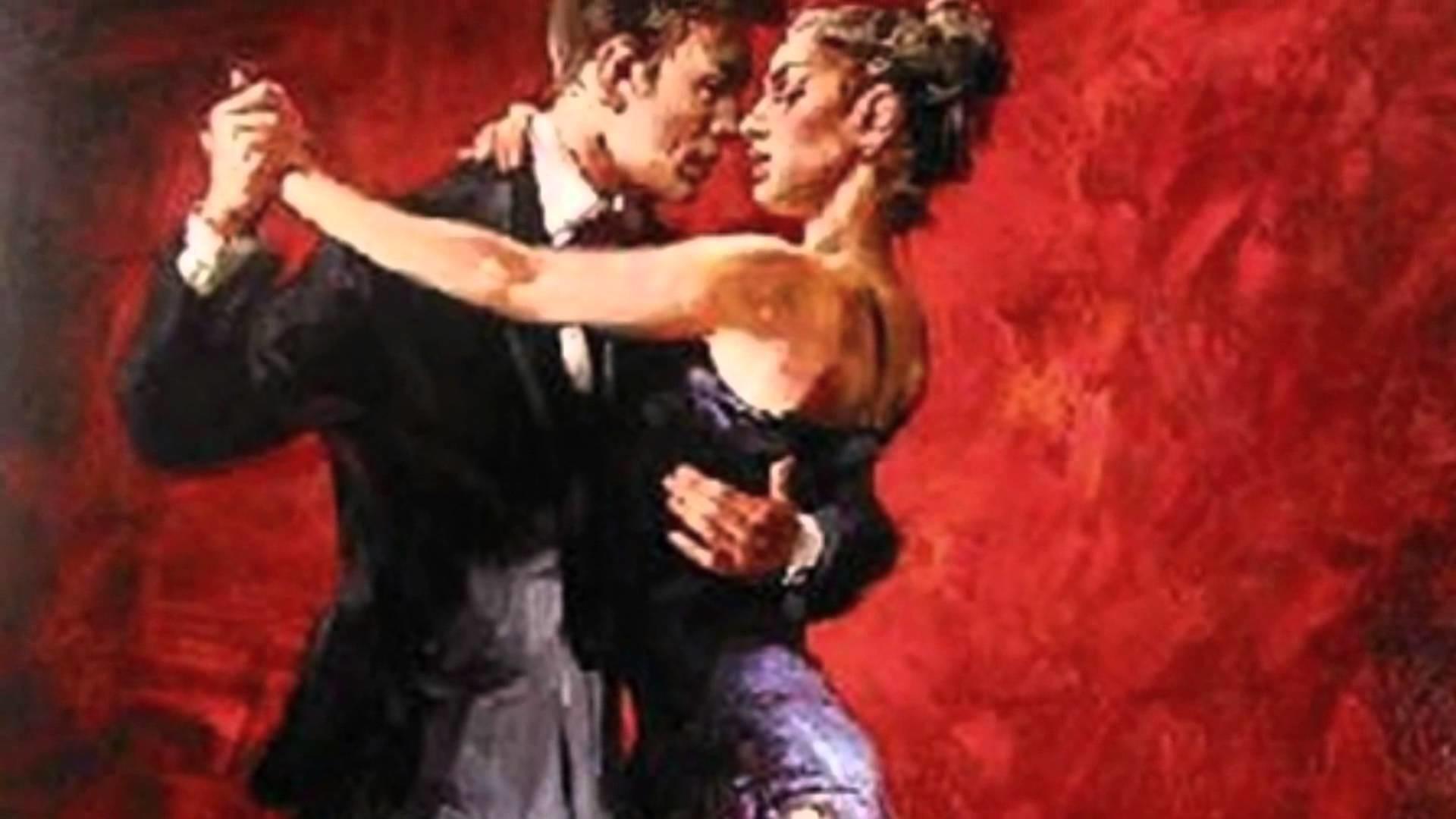 Pin Tango Wallpaper Art Print Poster Paintings On Pinterest - Atroshenko Andrew , HD Wallpaper & Backgrounds