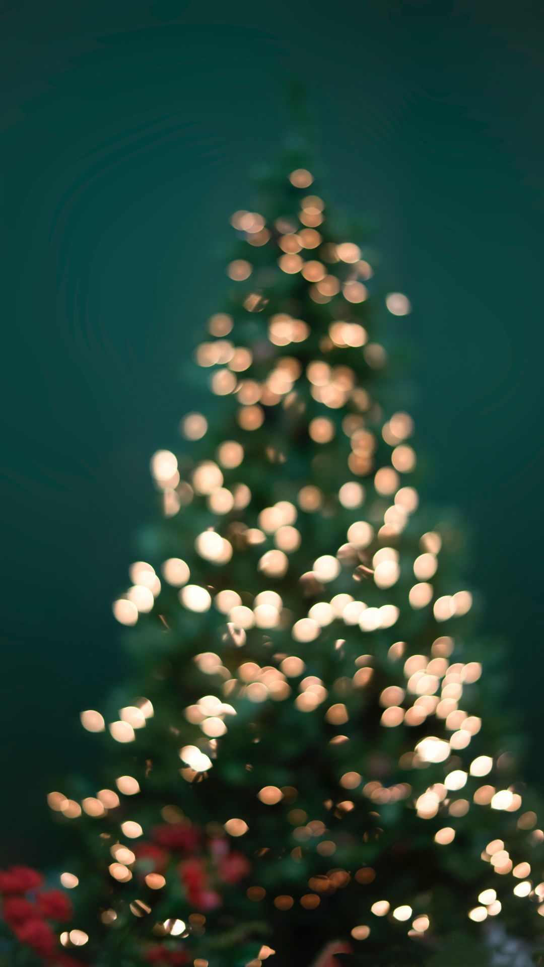 Christmas Lights Iphone Wallpaper , Iphone Xs Max Christmas