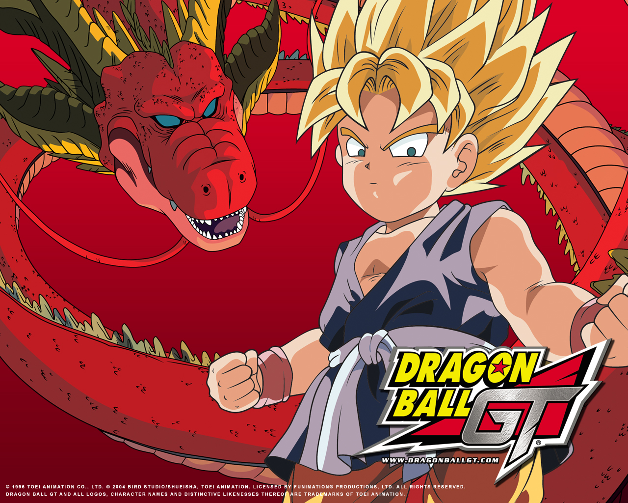 Dragon Ball Gt Wallpaper Hd Dragon Ball Gt 180373 Hd
