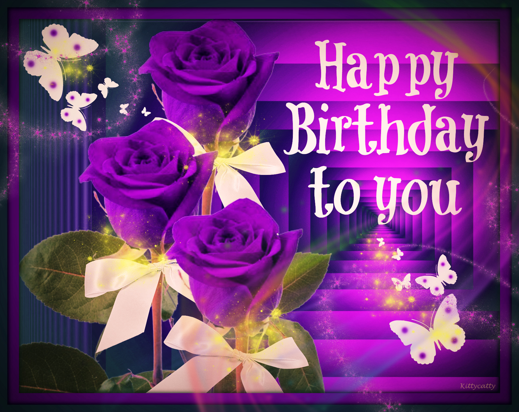 Marvelous Happy Birthday Card Happy Birthday Beautiful Card 180616 Hd Personalised Birthday Cards Paralily Jamesorg