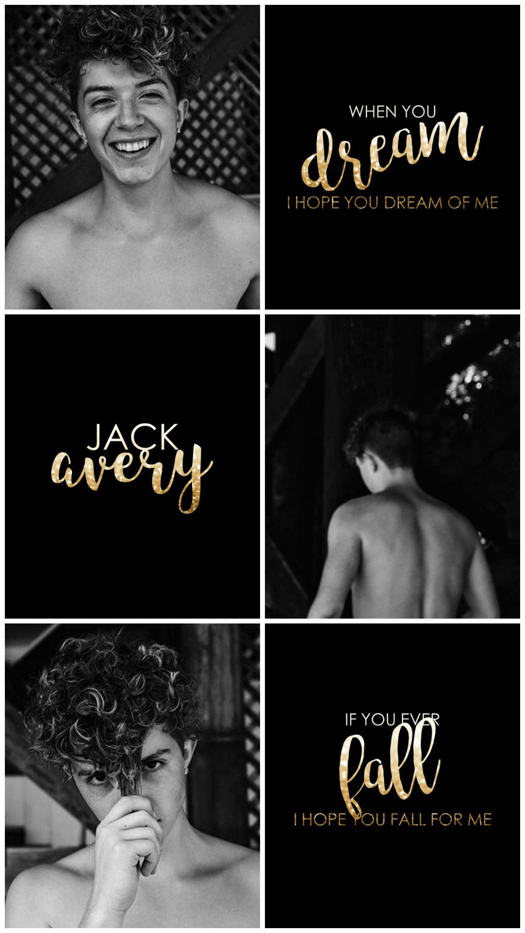 Wallpapers Locks Jack Avery // Wallpapers Lockscreens - Jack Avery Aesthetic Background , HD Wallpaper & Backgrounds