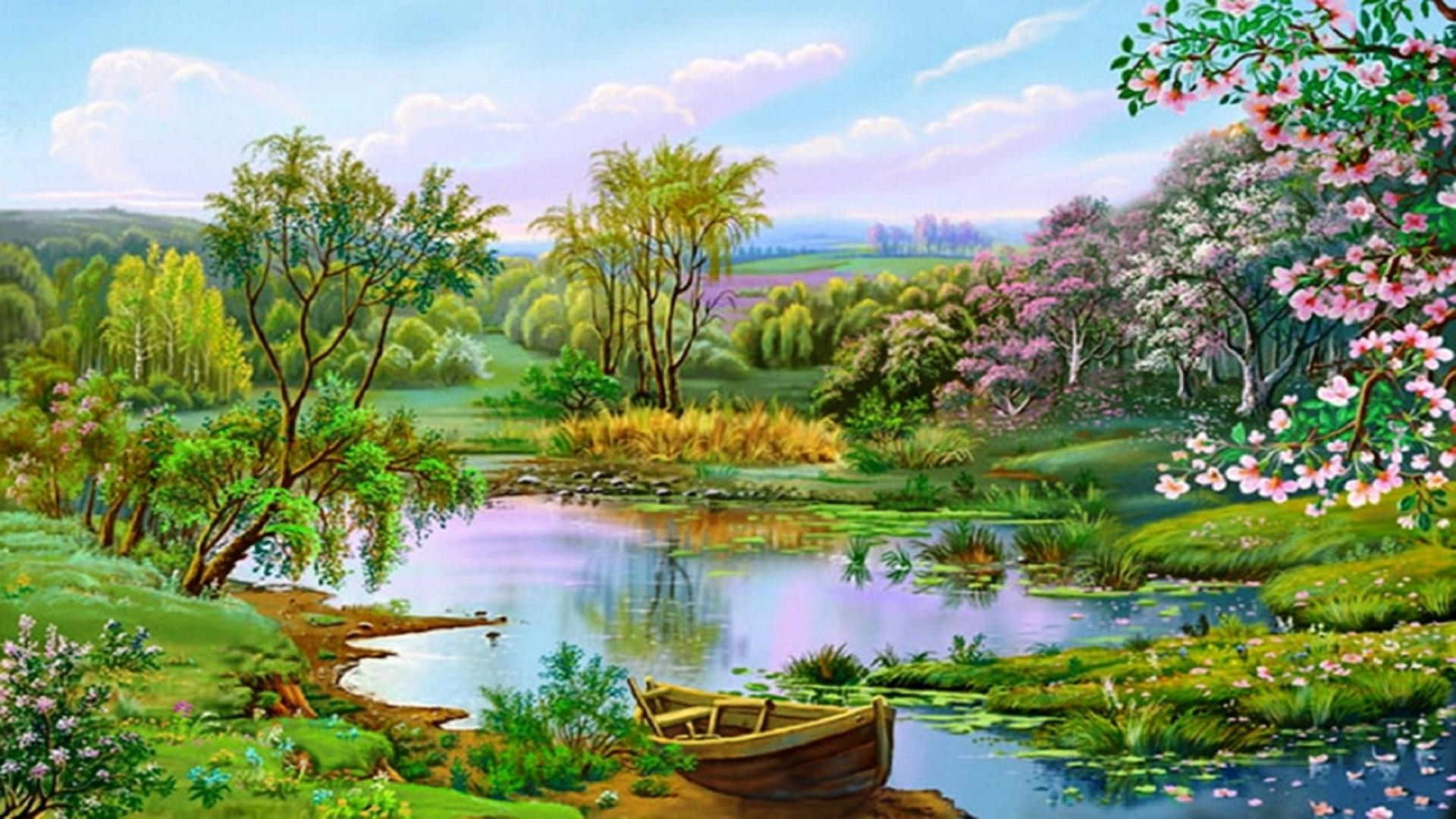 Fcd2dc82 Fre Hd Wallpapers For Garden - Flower Garden Hd Wallpaper Free Download , HD Wallpaper & Backgrounds