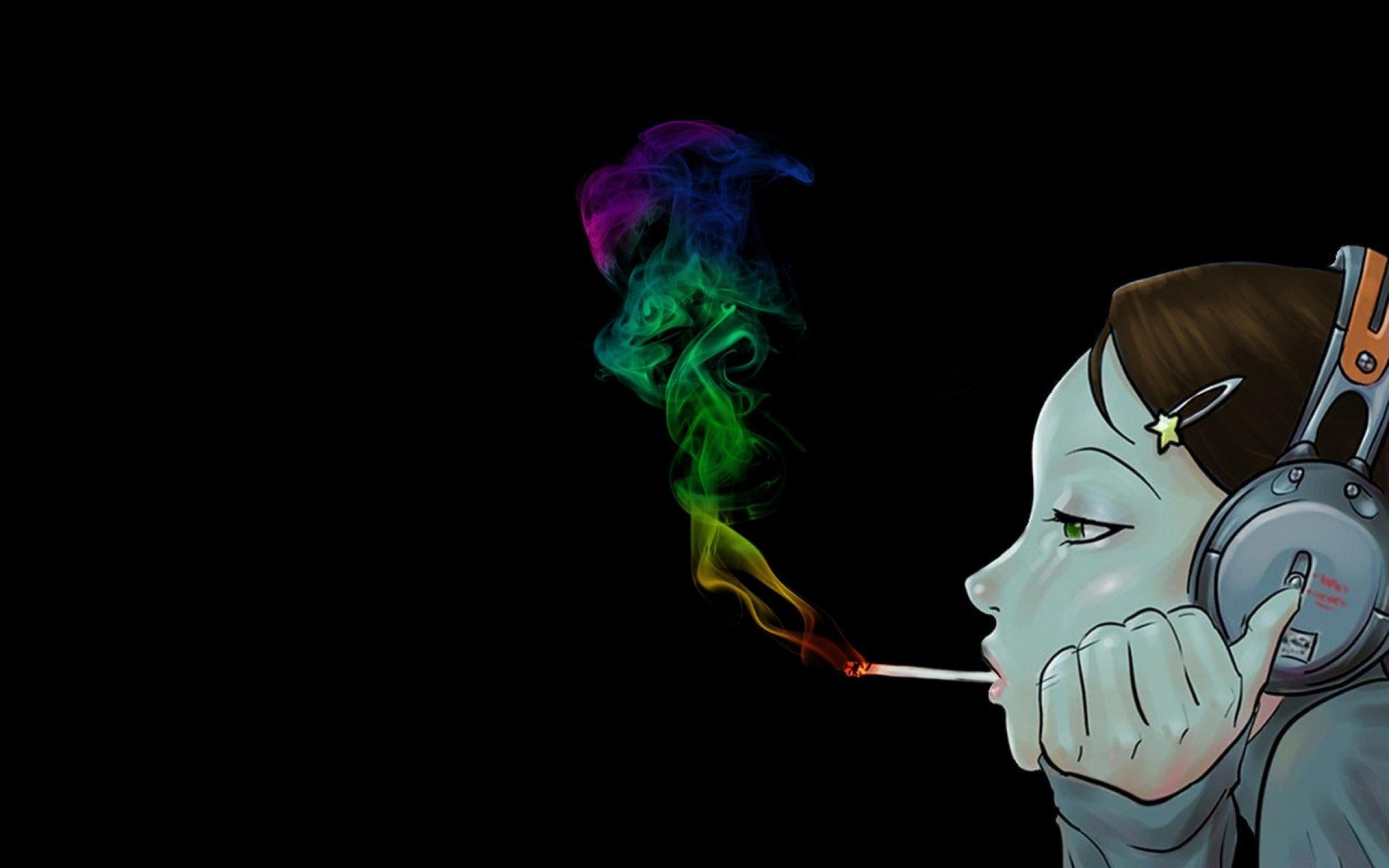 Weed Smoke Wallpaper High Definition - Fondos De Pantalla Tumblr Pc , HD Wallpaper & Backgrounds