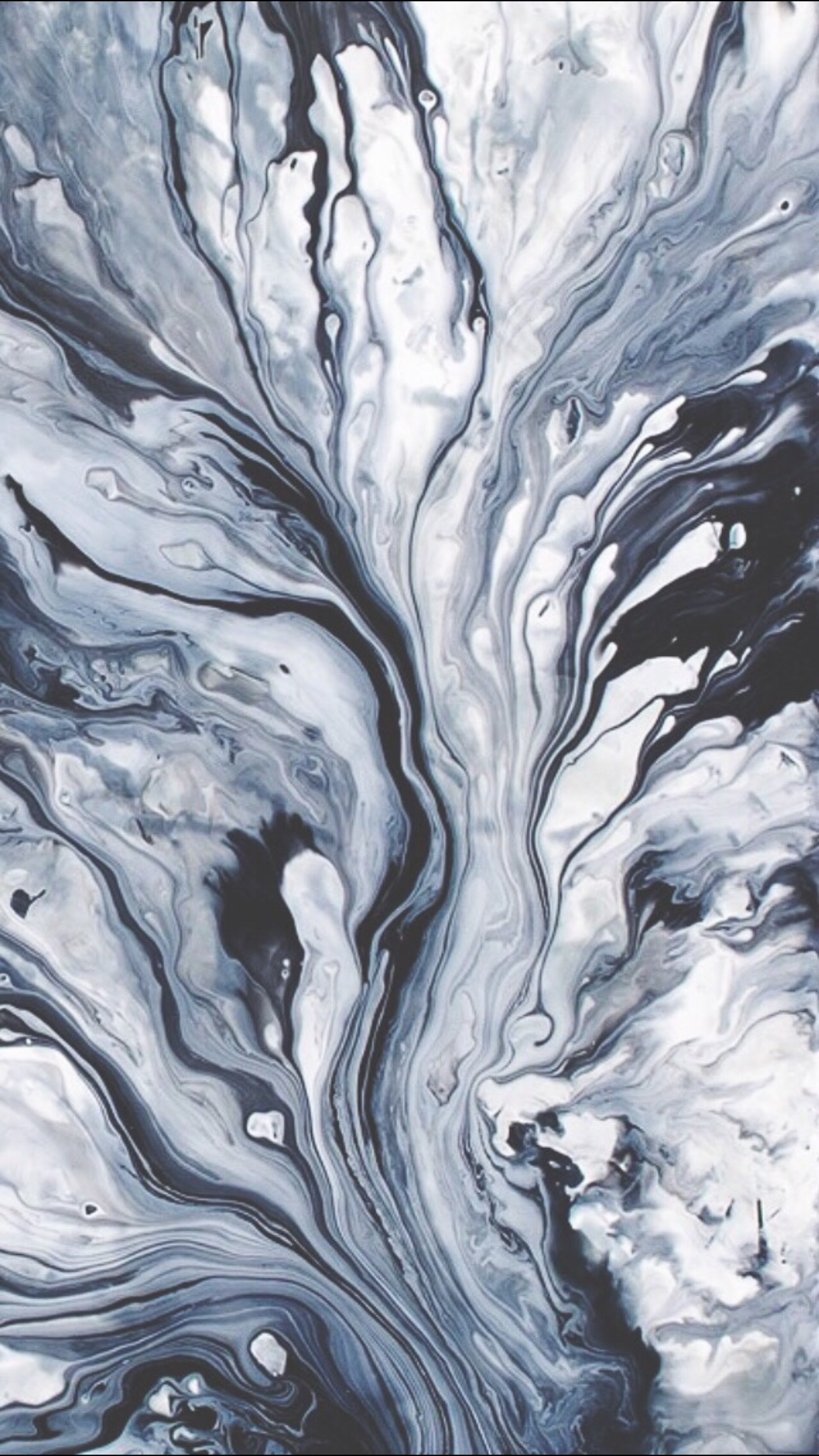 Black Marble Iphone Wallpaper Marble Paint Background 182588