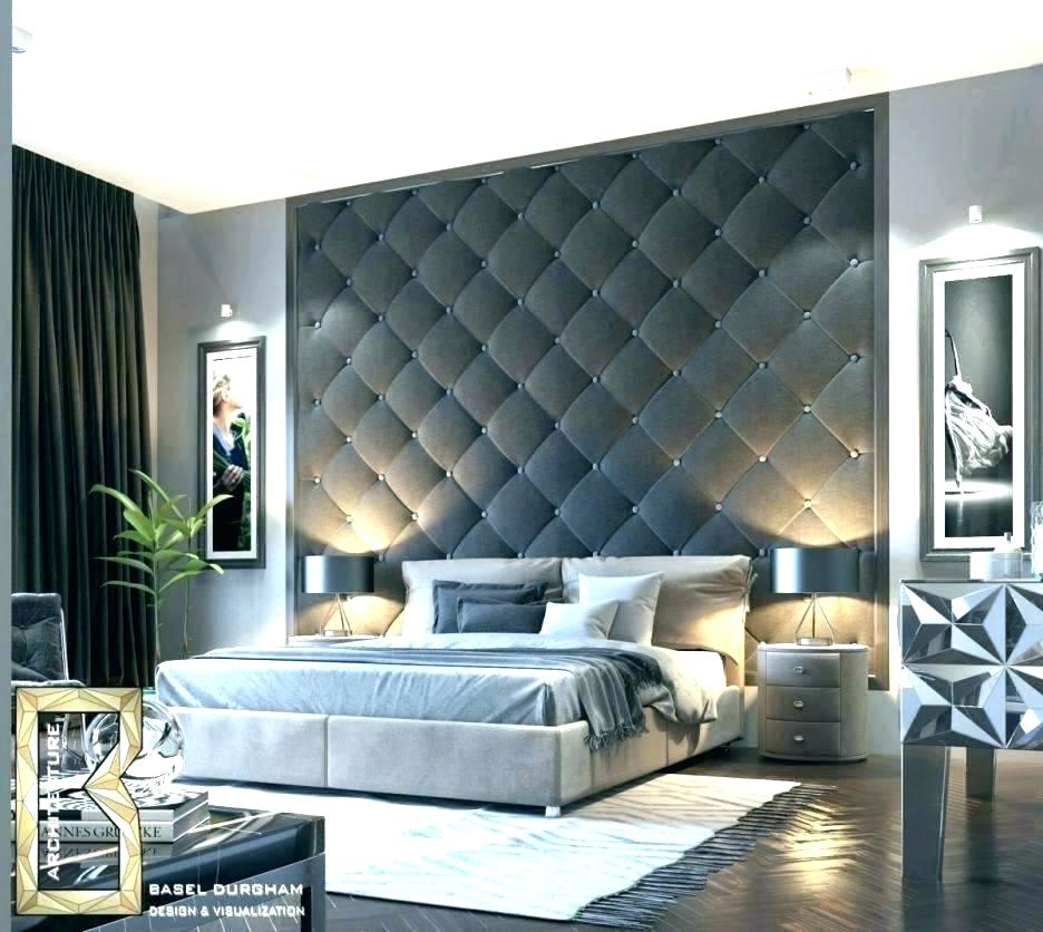 Bedroom Feature Wall Wallpaper Feature Wall Paint Ideas ...