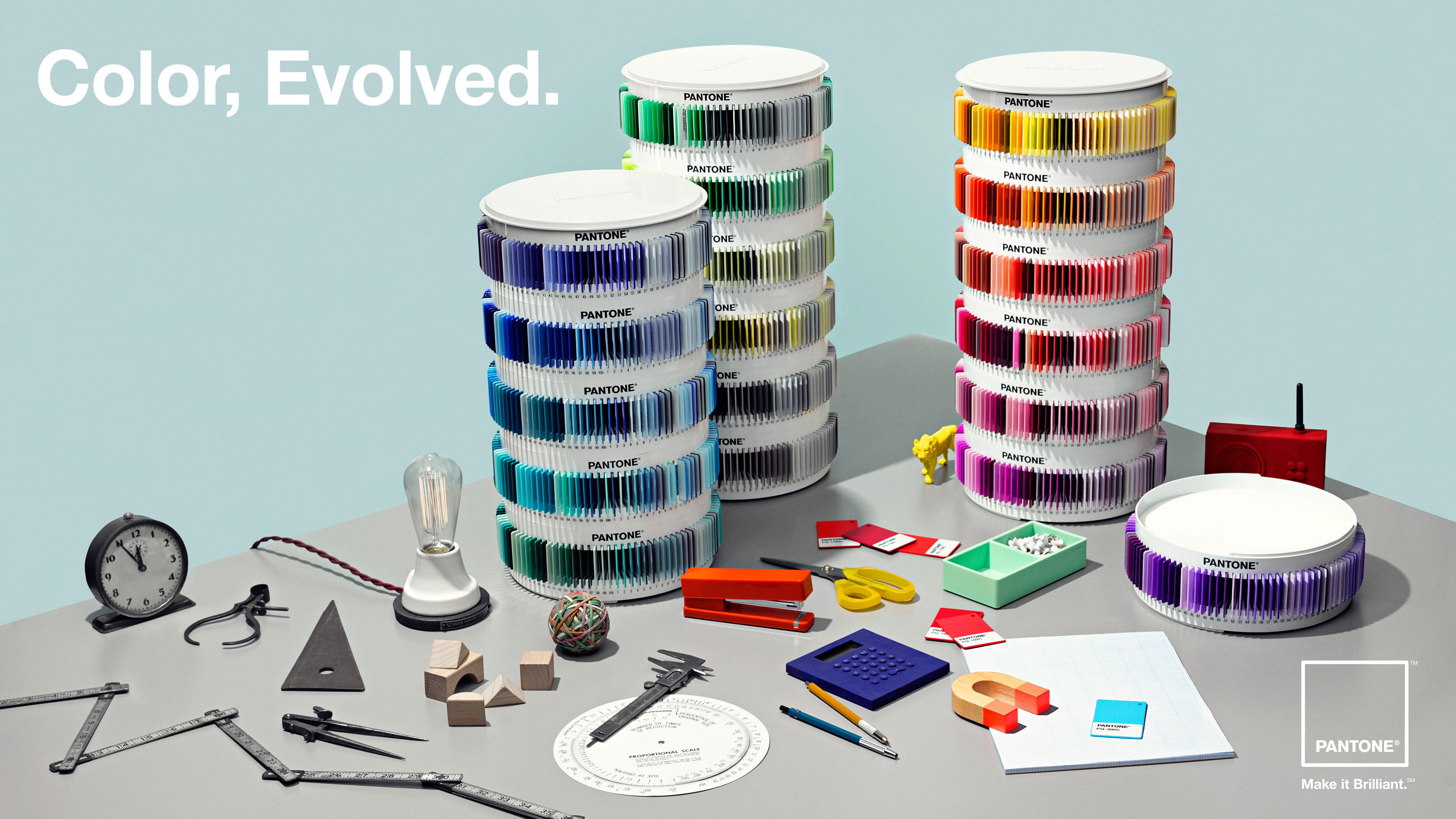 3840 X 2160 [ Landscape ] - Pantone Plus Plastic Standard Chips Collection , HD Wallpaper & Backgrounds