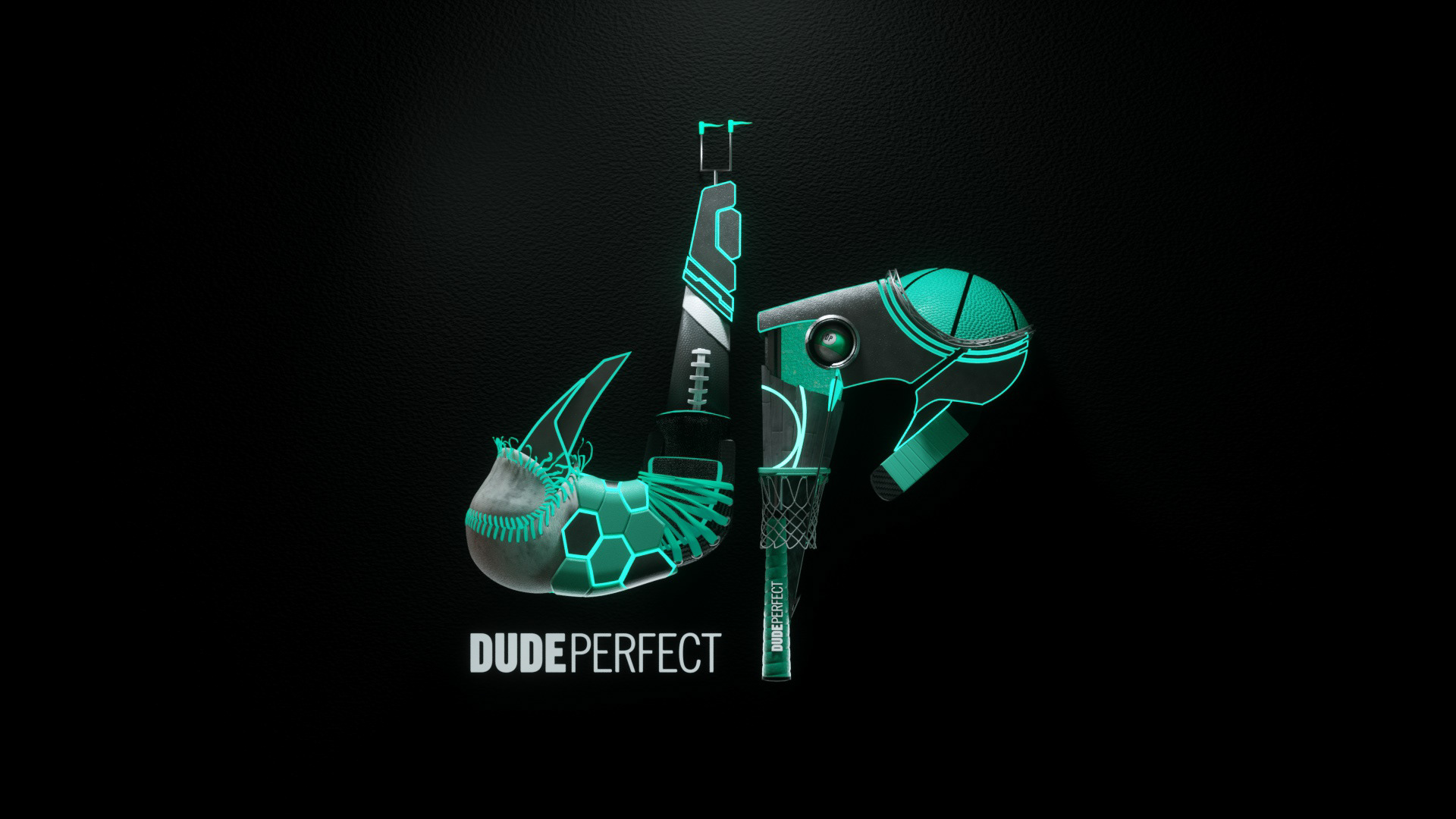 Tap To Unmute - Dude Perfect Logo , HD Wallpaper & Backgrounds