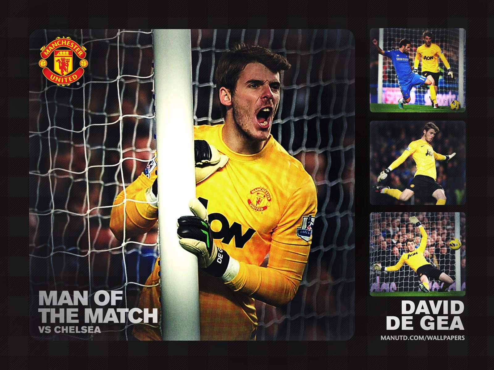 Manchester United David De Gea Is The Man The Match
