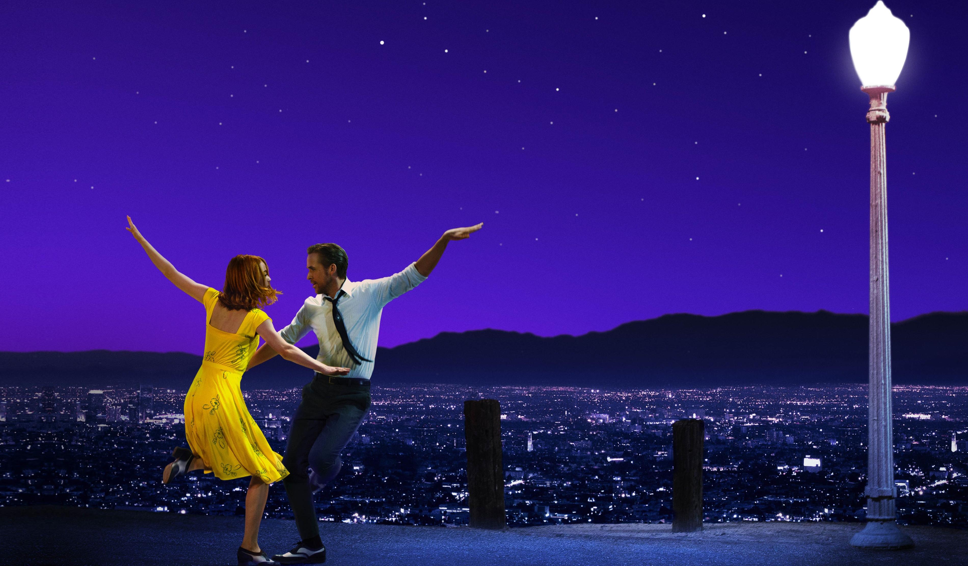 La La Land, 4k - La La Land 4k , HD Wallpaper & Backgrounds
