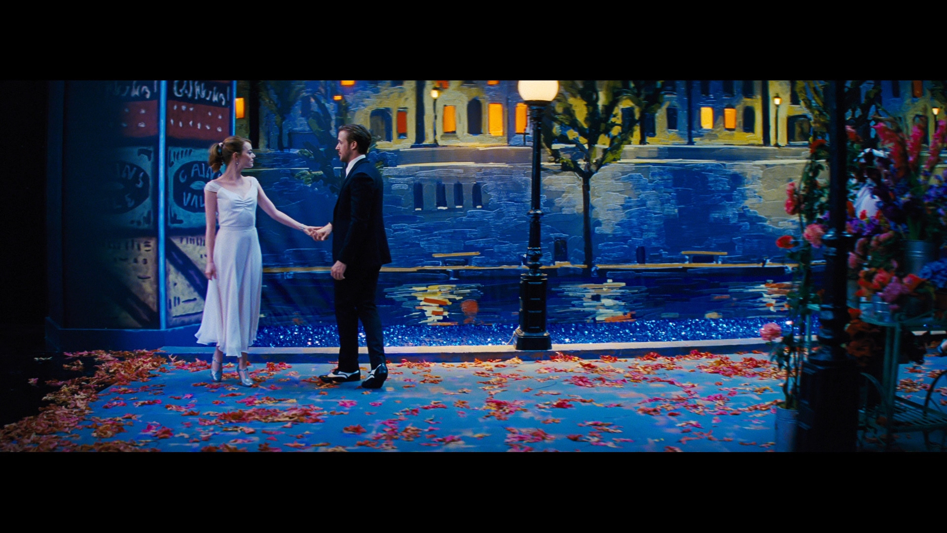 Click Each Blu-ray Capture To See All Images In Full - La La Land Epilogue , HD Wallpaper & Backgrounds