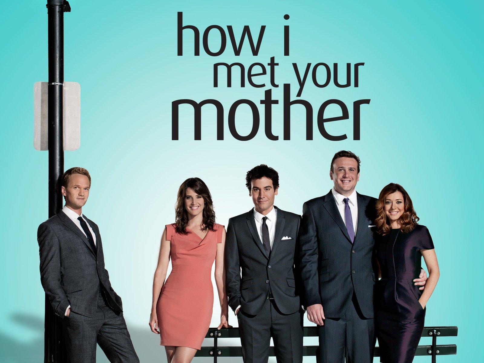 Met Your Mother Season 7 , HD Wallpaper & Backgrounds