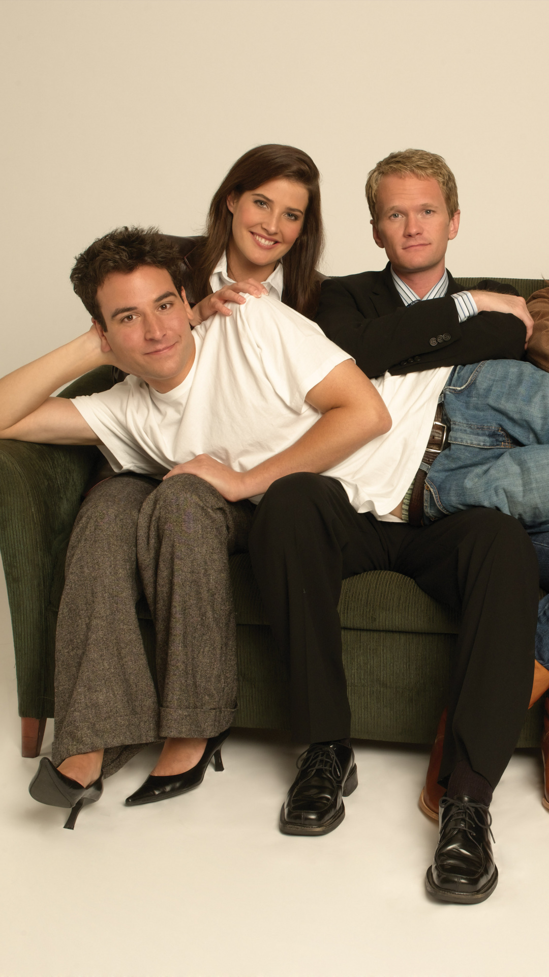 Television Show, Couch, How I Met Your Mother - Met Your Mother Couch , HD Wallpaper & Backgrounds