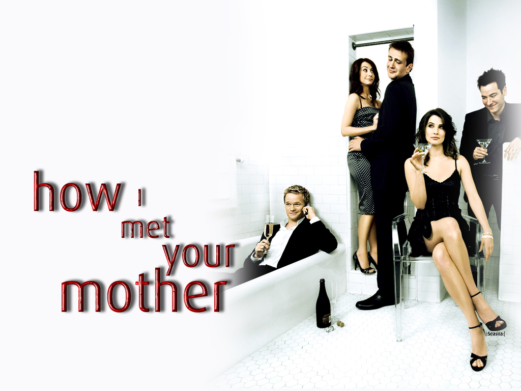 5 Reasons Why 'how I Met Your Mother' Will Never Be - Met Your Mother Season 4 , HD Wallpaper & Backgrounds