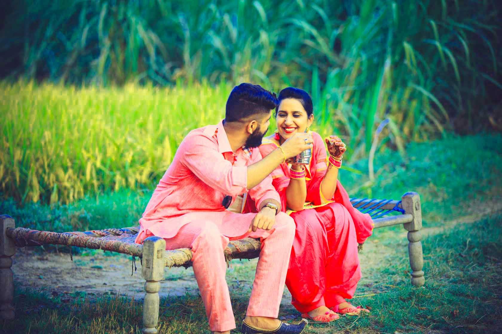 112 Punjabi Couple Wedding Images Wallpaper Photo Free Punjabi Couple 189534 Hd Wallpaper Backgrounds Download