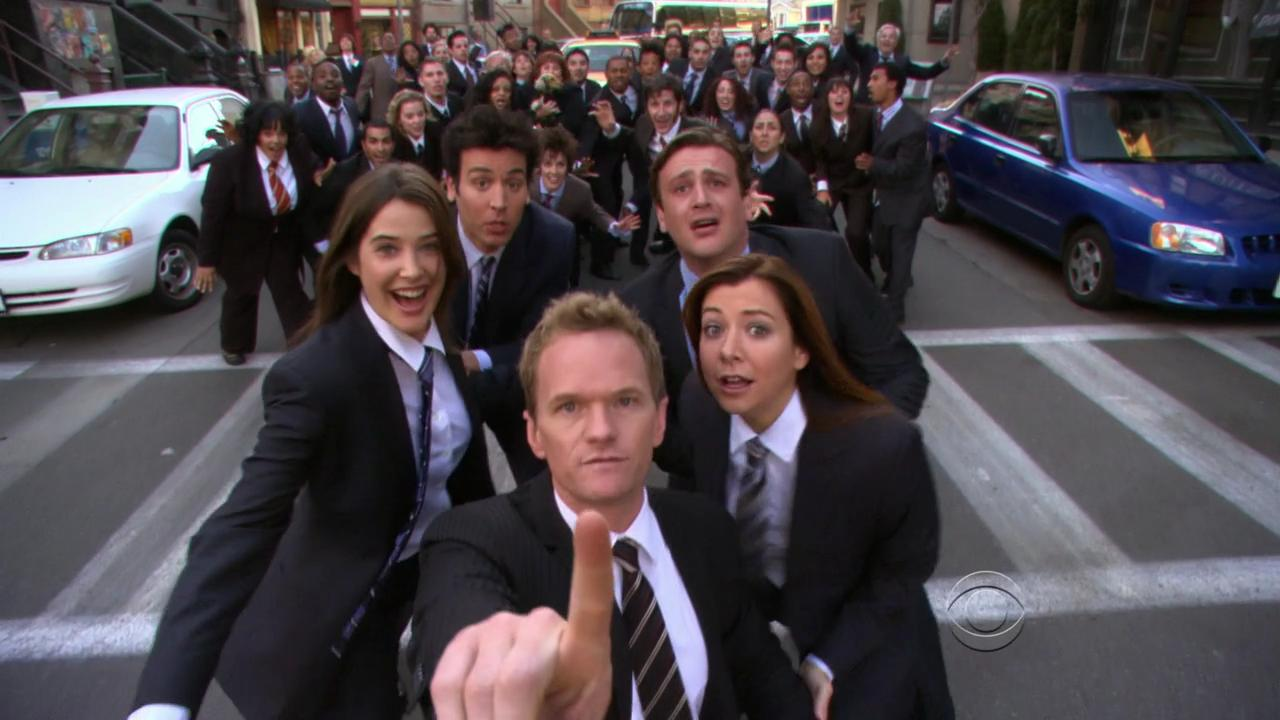 17 Reasons Fans Of How I Met Your Mother Will Never 189681