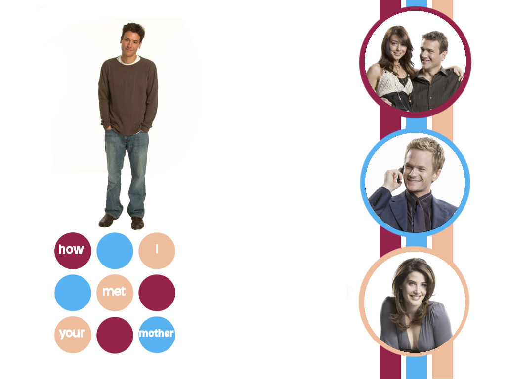 Http - //images - Fanpop - Com/images/image Uploads/how- - Met Your Mother No Background , HD Wallpaper & Backgrounds