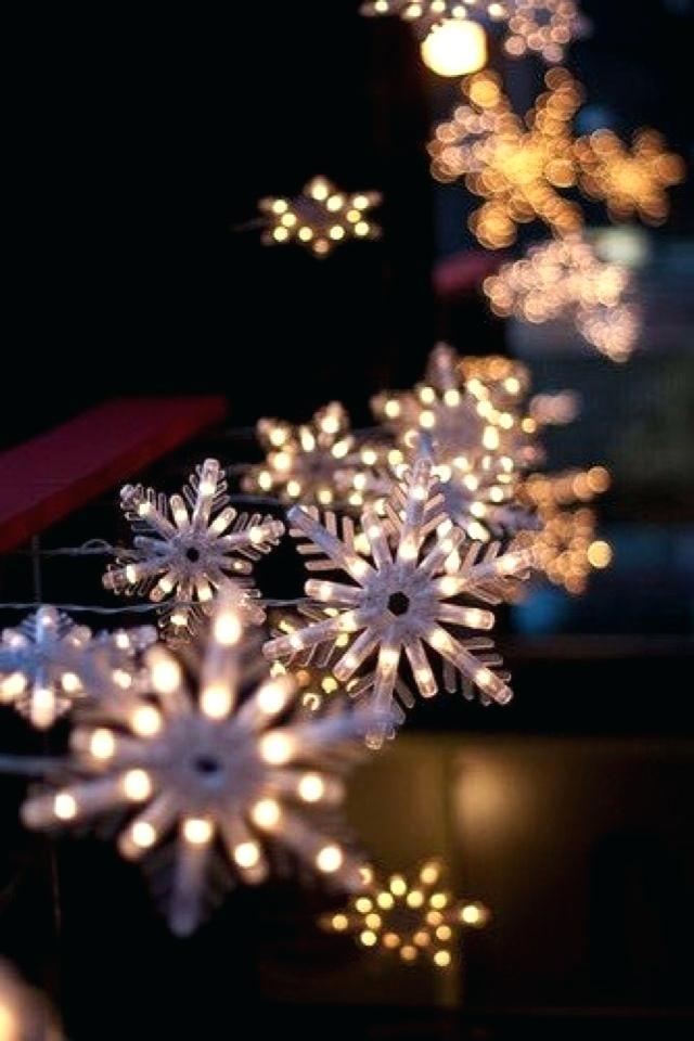 Christmas Lights Iphone Wallpaper Winter Wallpaper