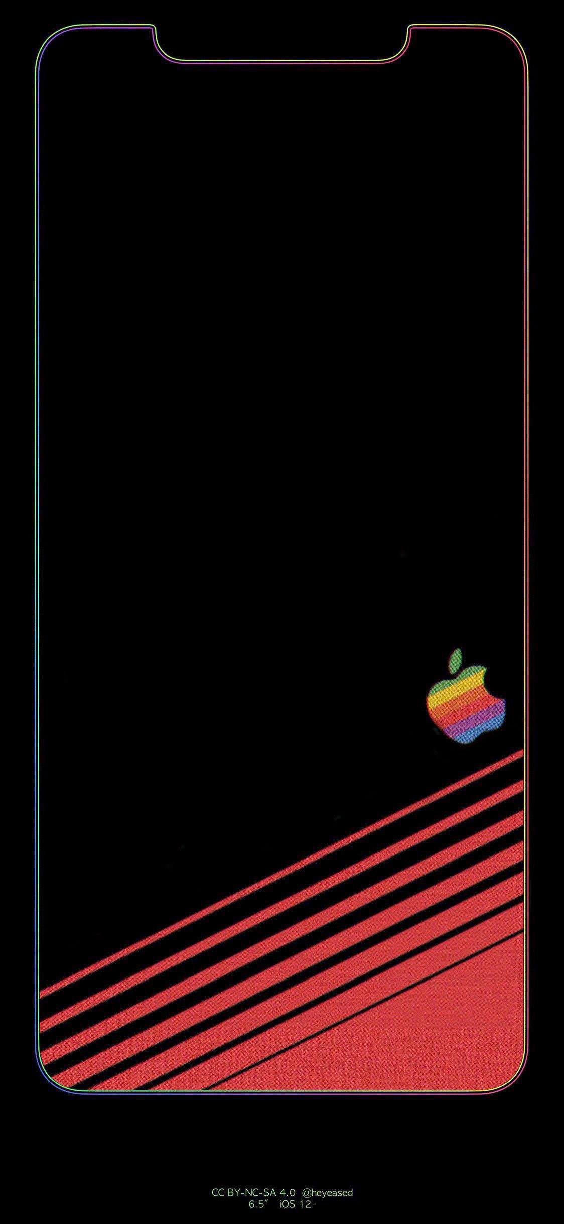 Fun Retro Iphone Wallpaper , Iphone Xs Max Wallpaper With