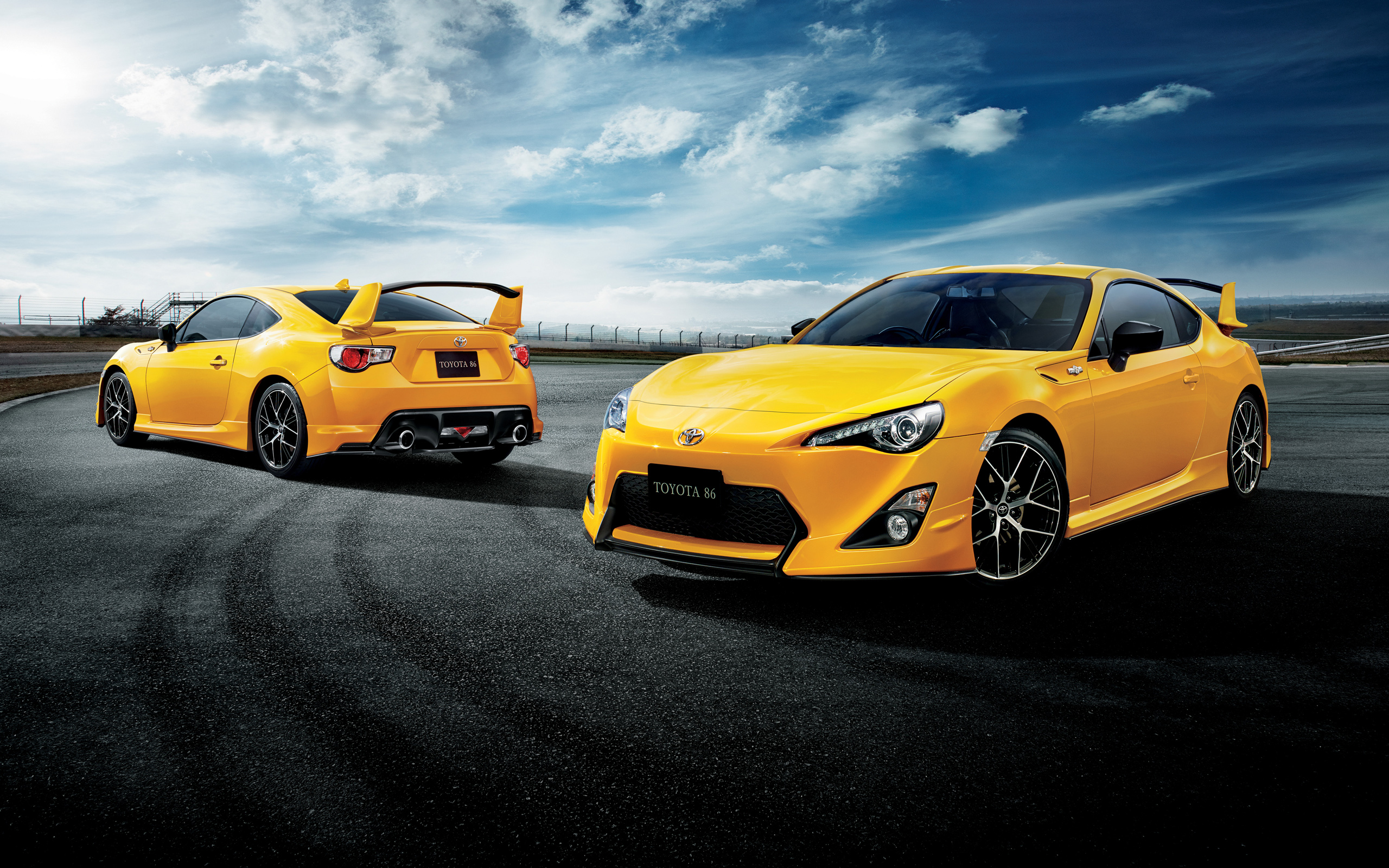 Toyota - Toyota Gt86 2018 Modified , HD Wallpaper & Backgrounds