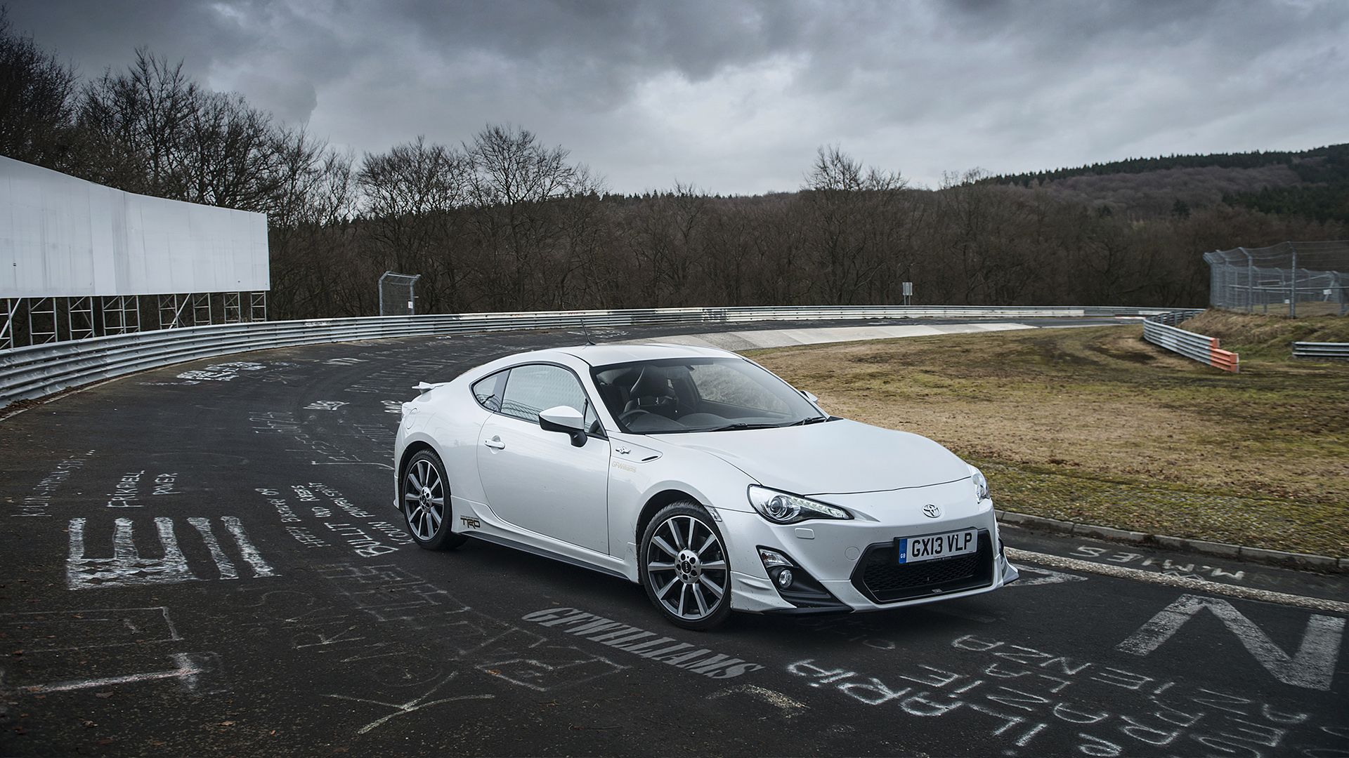 2014 Toyota Gt 86 Trd Picture - Goodwood Gt86 Trd , HD Wallpaper & Backgrounds