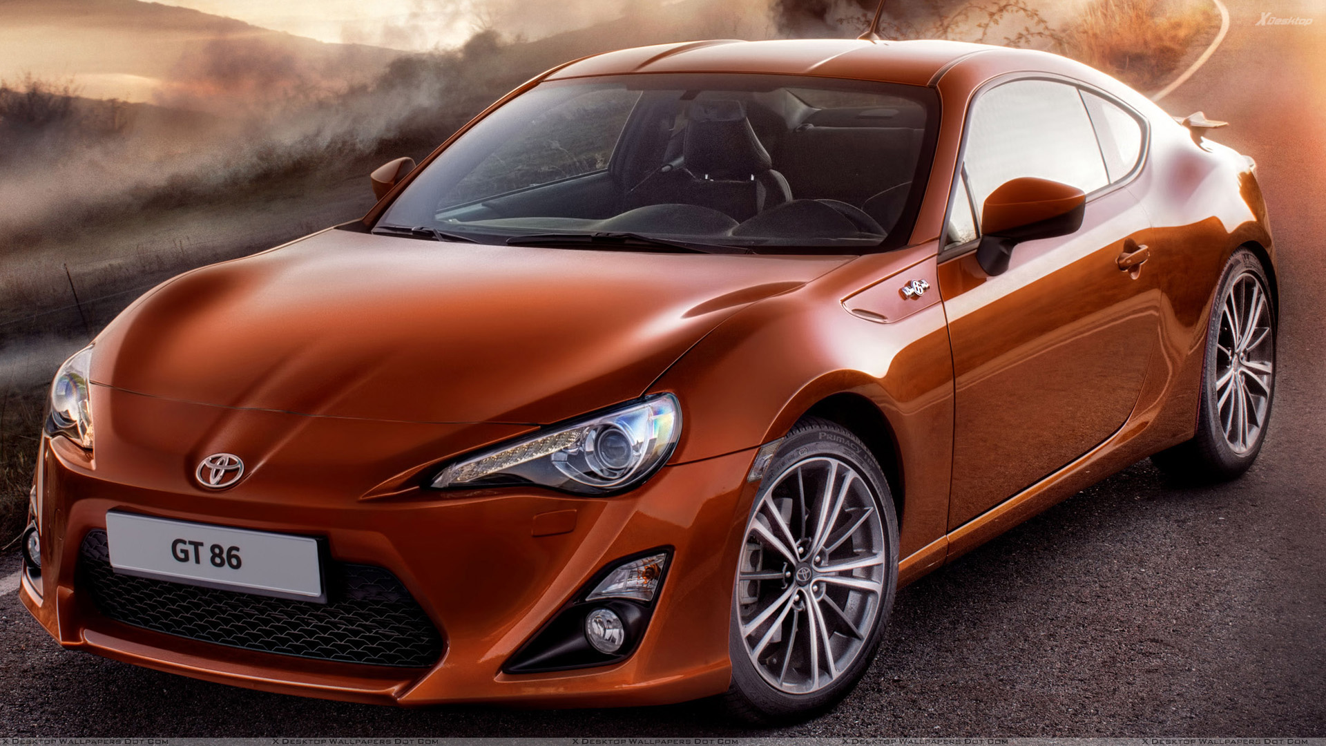 You Are Viewing Wallpaper - 2014 Toyota 86 Mt , HD Wallpaper & Backgrounds