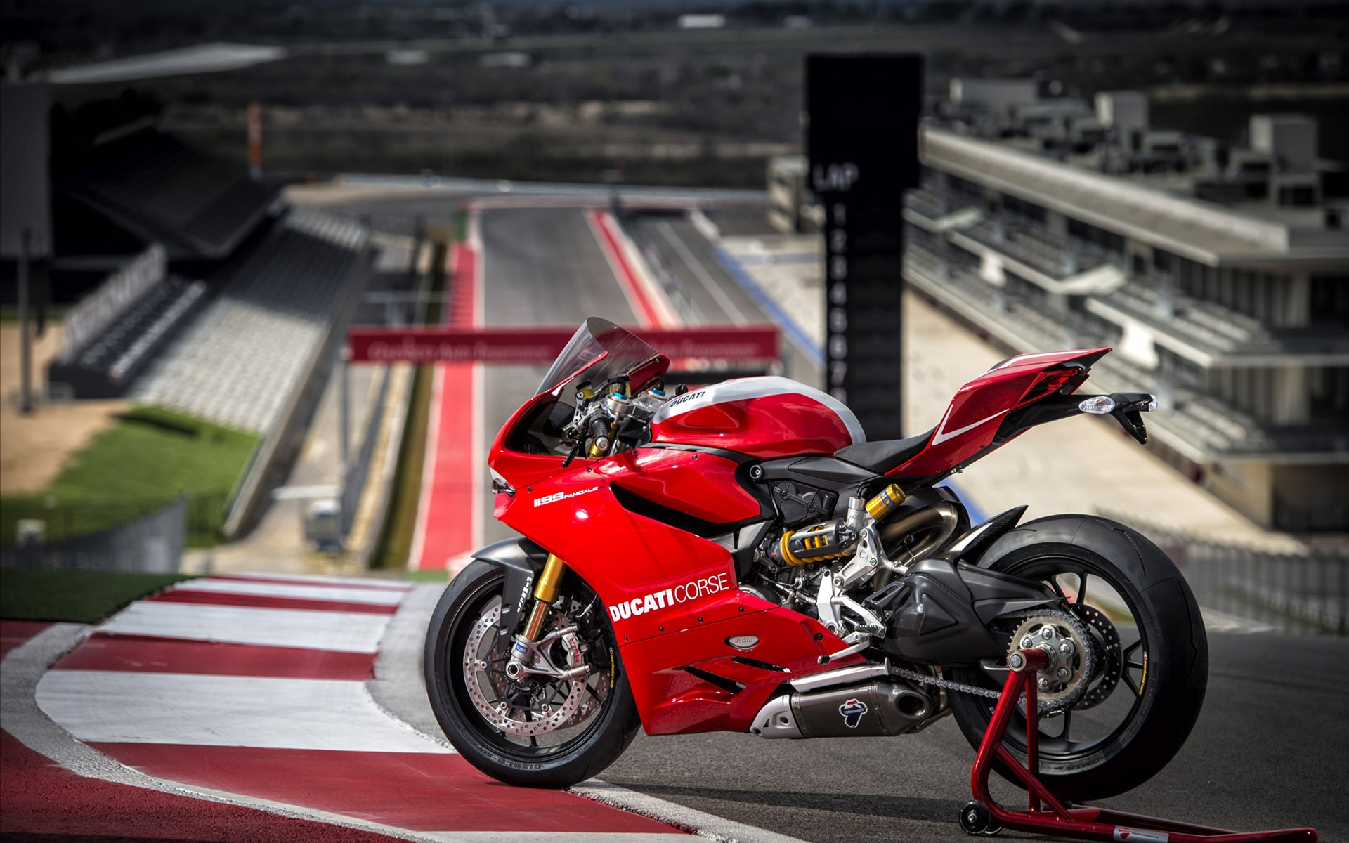 2013 Ducati Superbike 1199 Panigale R Ducati Panigale