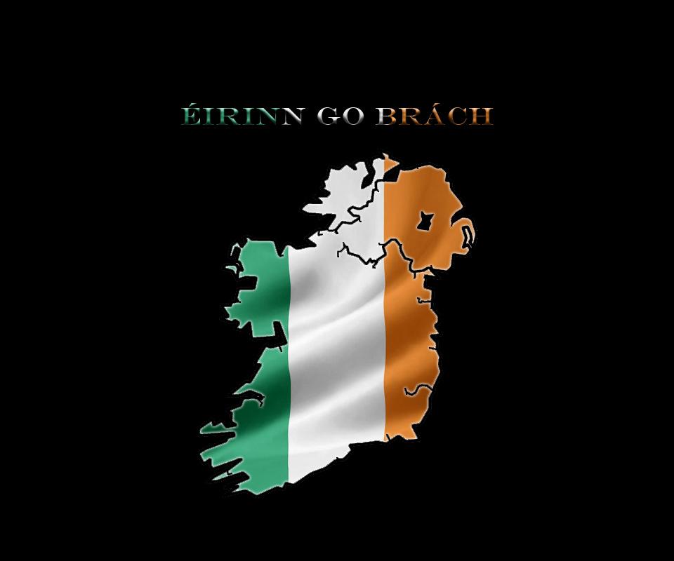 Ireland Flag Wallpaper Irish Wallpaper For Android
