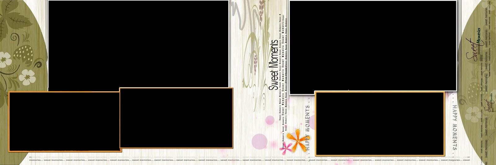 Canvera Album Design Picture Barfi Movie Priyanka Design