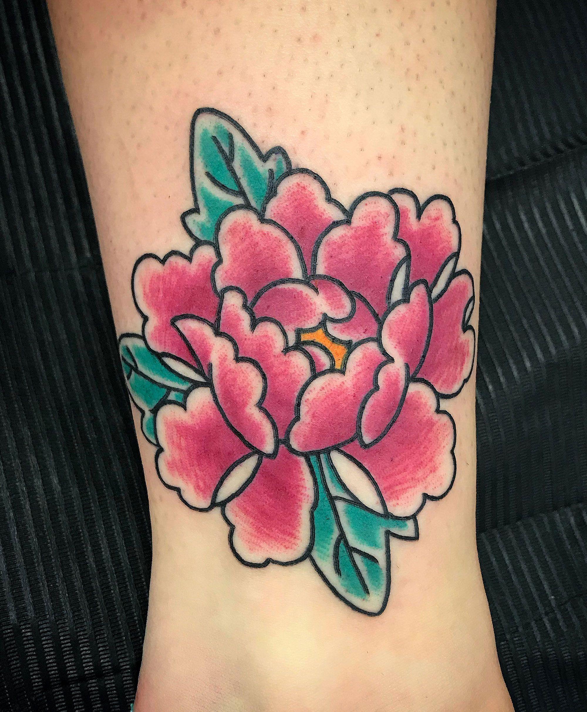 Trend Japanese Tattoos Japanese Peony Tattoo 1810224