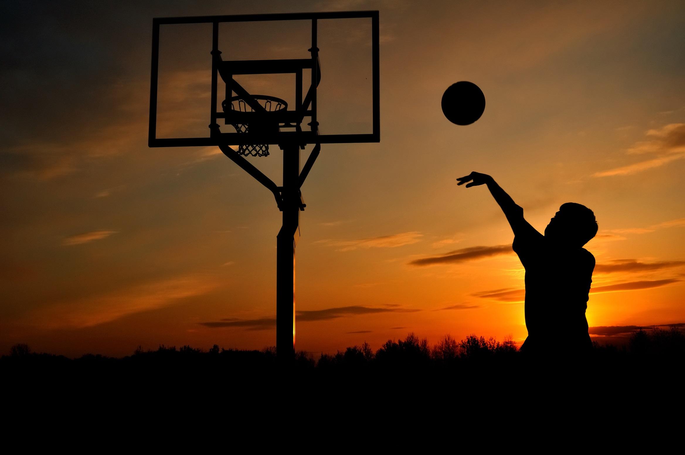 Basketball Shooting 1811550 Hd Wallpaper Backgrounds Download