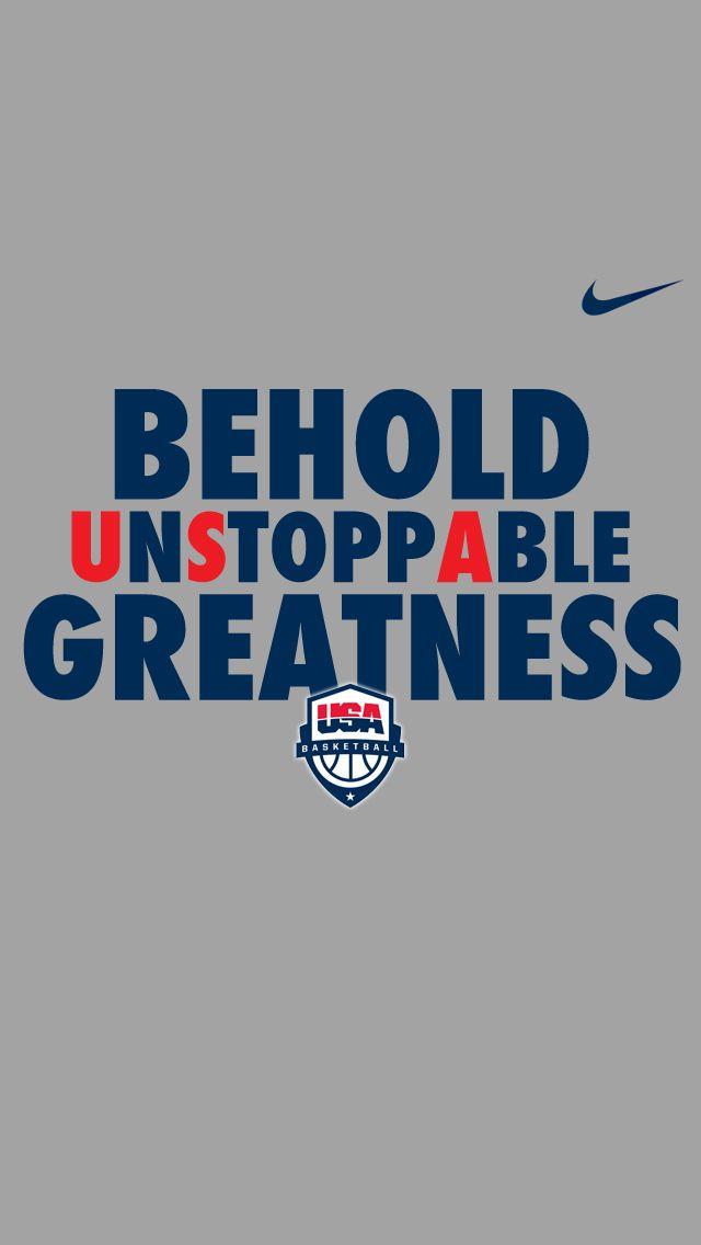 Nike Basketball Iphone Wallpaper Usa Basketball 1812011 Hd