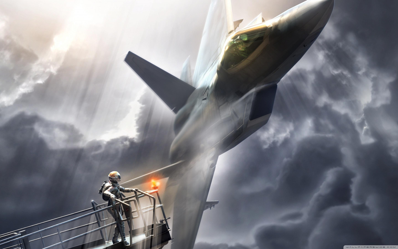 Wide Ace Combat 7 4k 1817630 Hd Wallpaper
