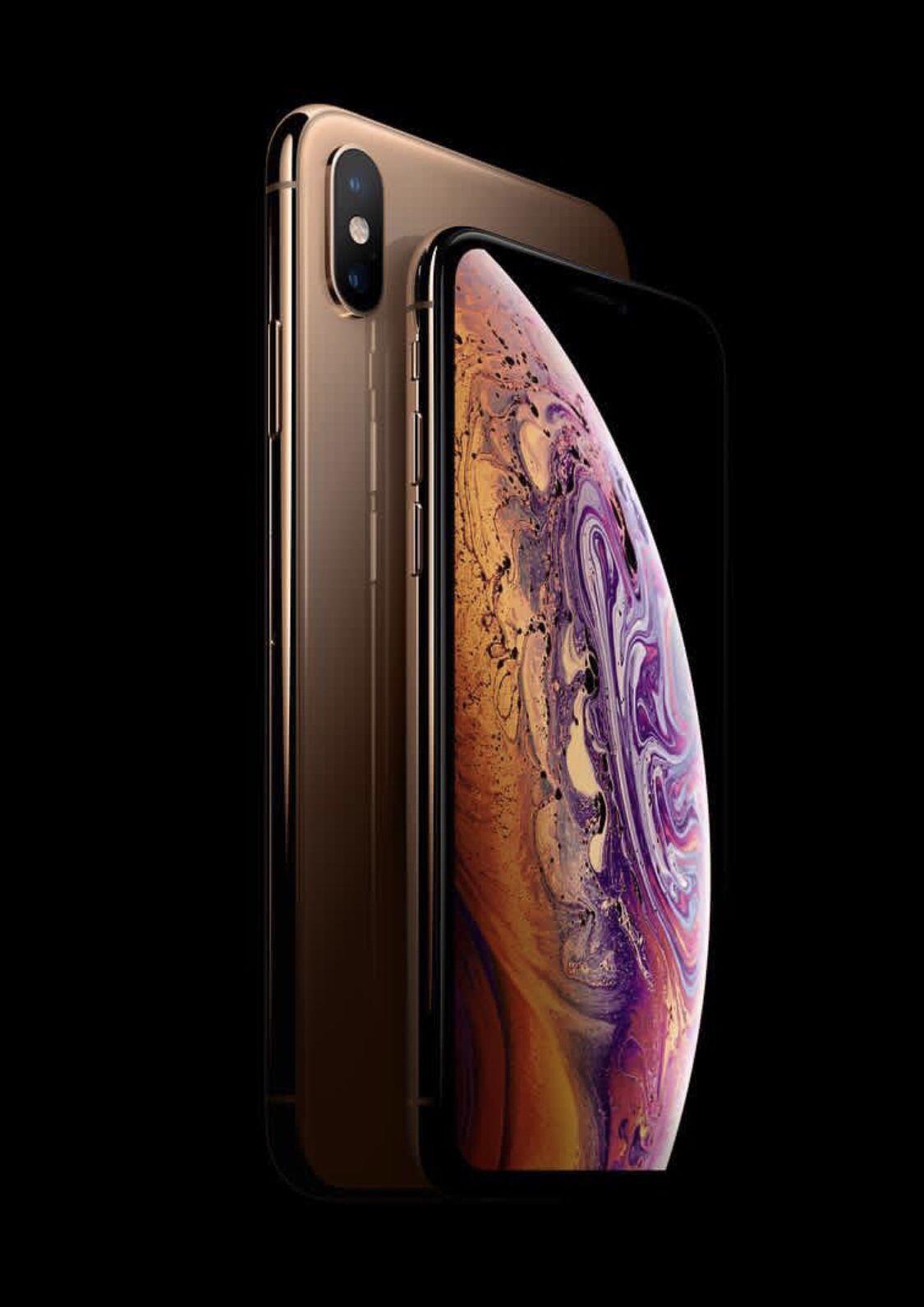 Iphone Xs Iphonexs Apple 2018 Wallpaper Iphone Xs Max