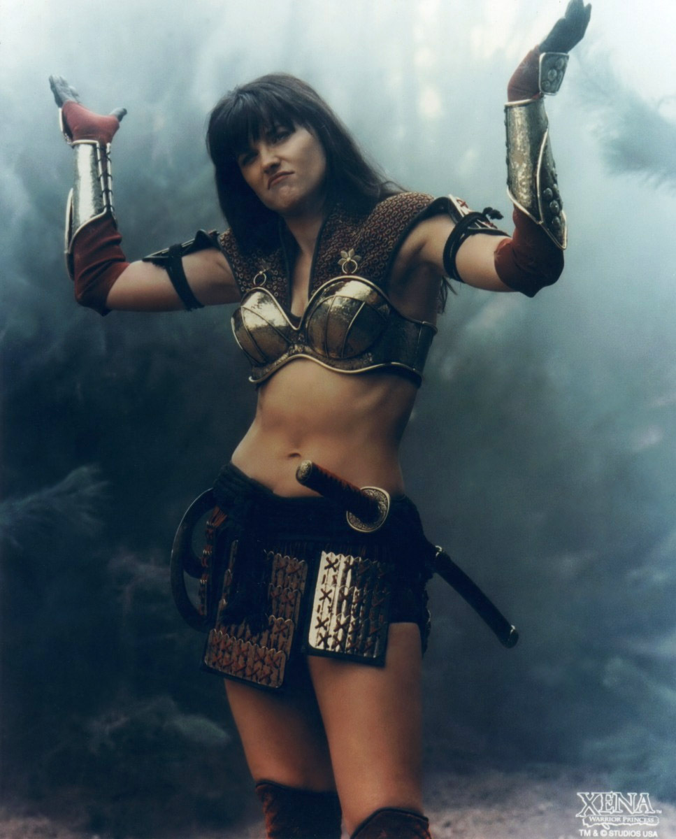 Image result for Lucy Lawless xena