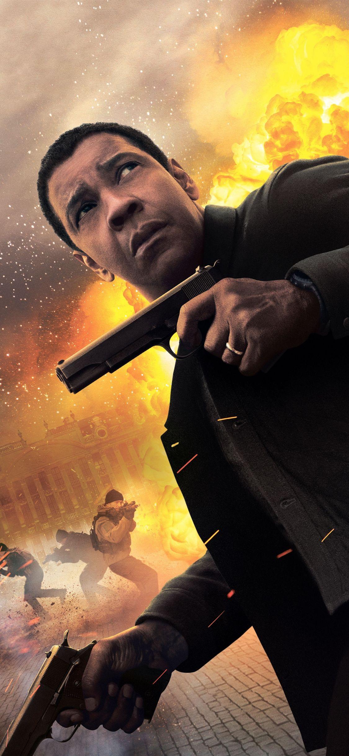 The Equalizer 2, 2018 Movie, Denzel Washington, Wallpaper - Equalizer 2 Movie Background , HD Wallpaper & Backgrounds