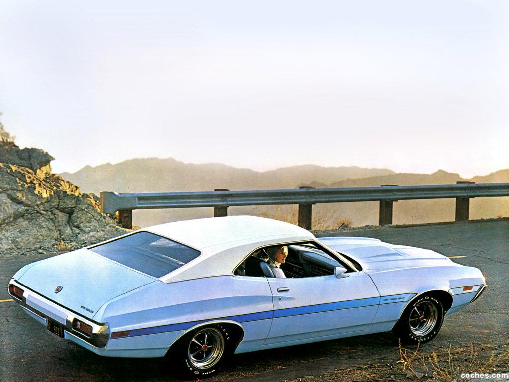 Gran Torino 1972 Ford Gran Torino 1840026 Hd