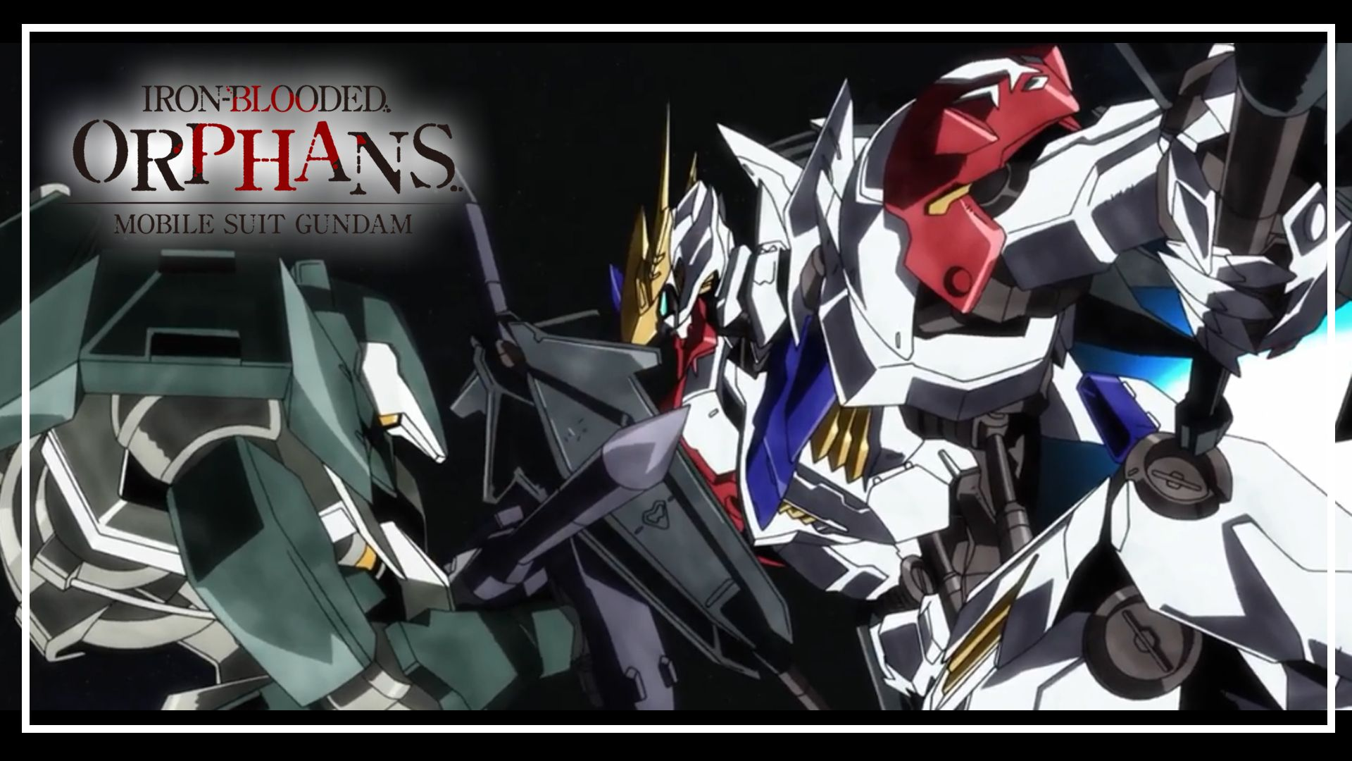 Gundam Iron Blooded Orphans Wallpapers High Quality Mobile Suit