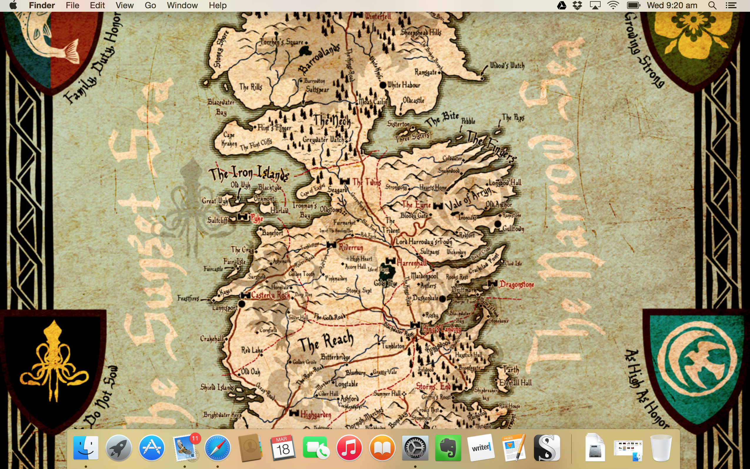 Woelf Dietrich Maps Games Of Thrones Westeros 1846170 Hd